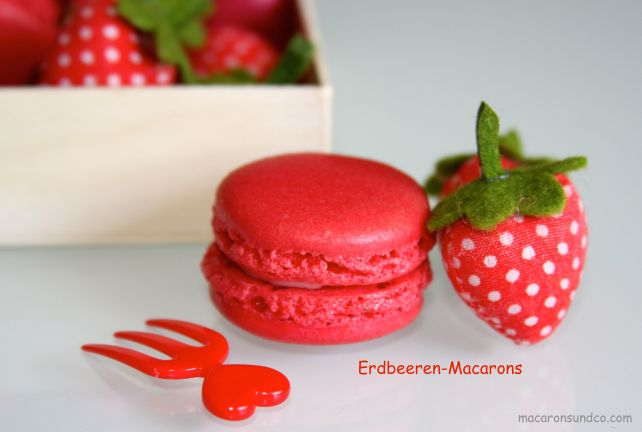 Macarons fraise IMG_0047