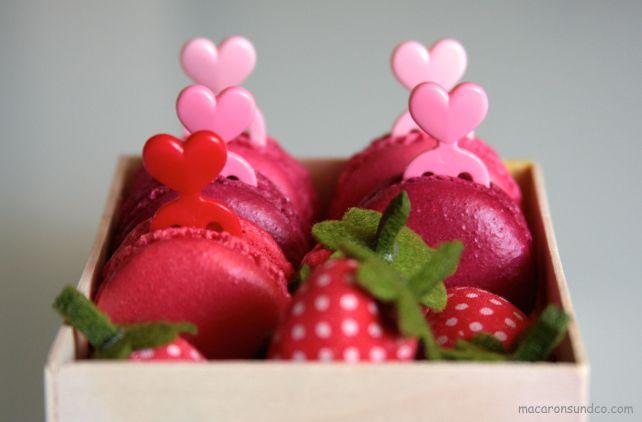 Macarons fraise2 IMG_0039