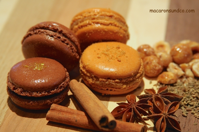 Macarons Speculoos IMG_1639