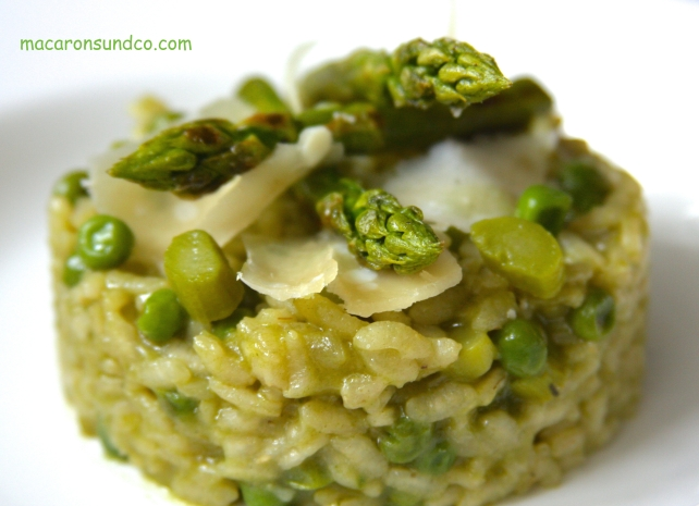Risotto vert IMG_2521