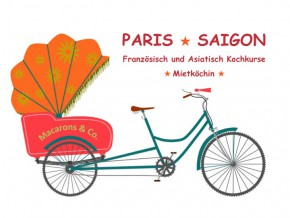 LOGO PARIS SAIGON