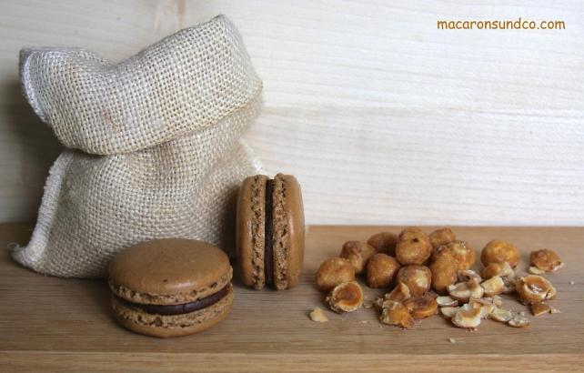 Macarons noisette IMG_3372