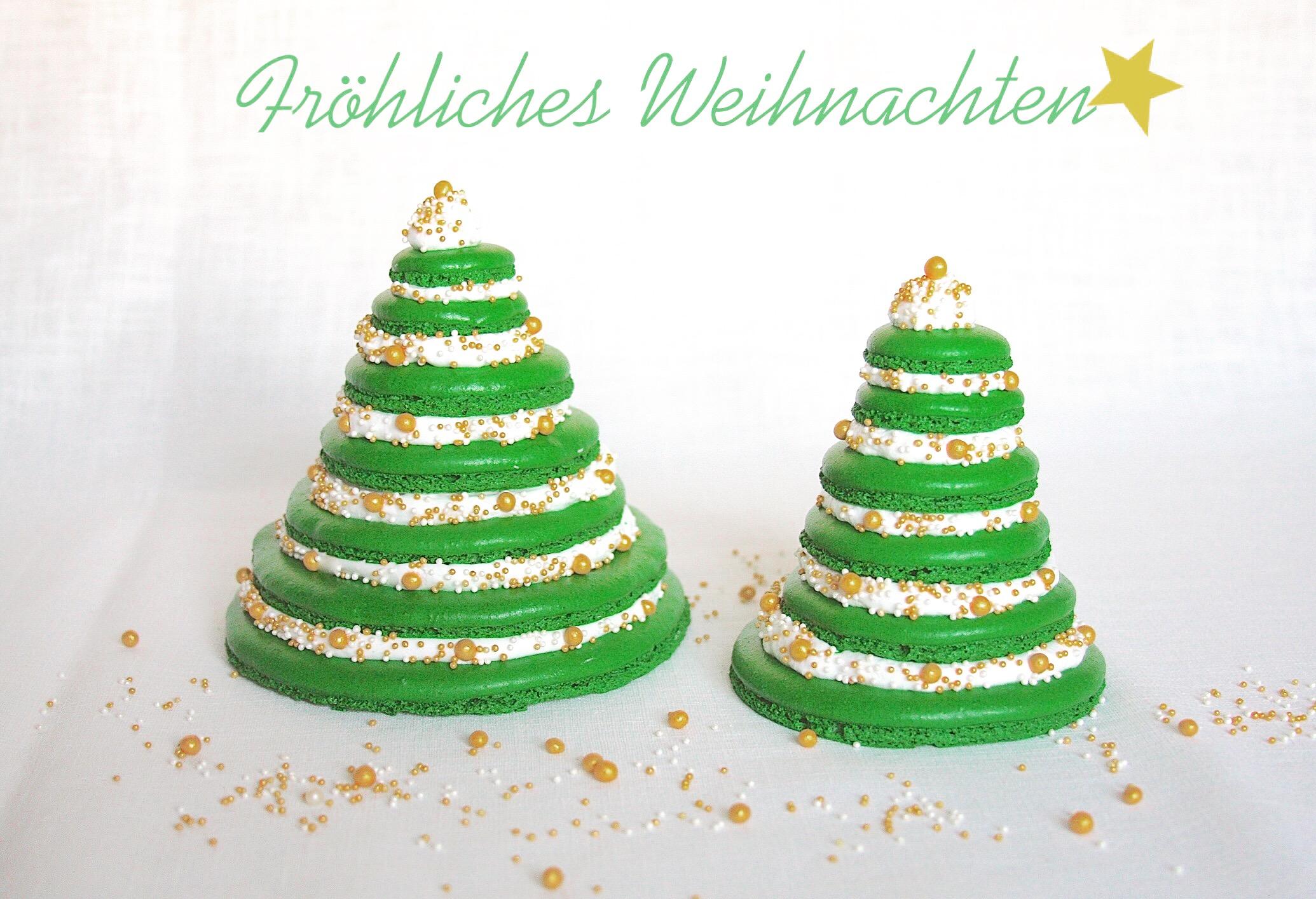Je vous souhaite un Noël gourmand 🎅                         …und einen guten Rutsch🎿